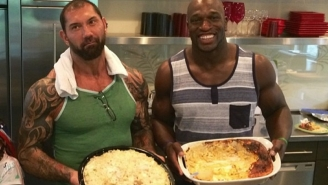 Batista Thinks Titus O'Neil Should Have Asked For His Release Instead Of Taking A Suspension