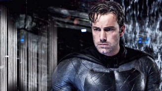 Ben Affleck Seems To Be Undecided About 'The Batman'