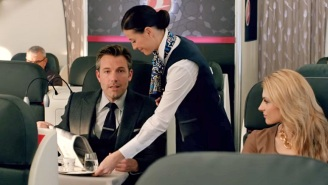 'Batman V Superman' Flirts With Reality In Two Very Meta Turkish Airlines Super Bowl Ads