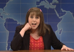 How Vanessa Bayer Became The Best Part Of Weekend Update On 'SNL'