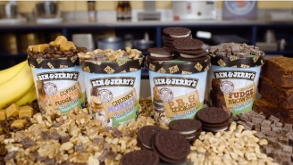 Vegans Rejoice! Ben And Jerry's Just Launched A Line Of Dairy-Free Ice Cream