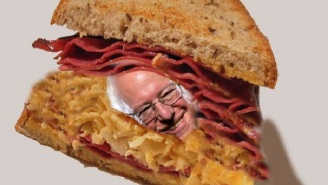 MSNBC Anchor Called Bernie Sanders 'Bernie Sandwiches' And Twitter Brought The Memes