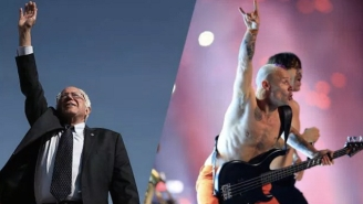 Flea Loves Bernie Sanders, And He Wants You To Know Why