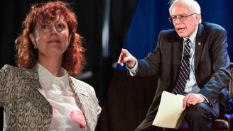 Susan Sarandon Is Fed Up And Leaving The DNC After Having The Worst Time