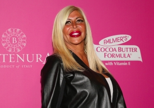 'Mob Wives' Star Big Ang Is Dead After Cancer Battle