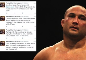 BJ Penn's Return To The UFC Is In Question After Disturbing Sexual Assault Allegations Surface
