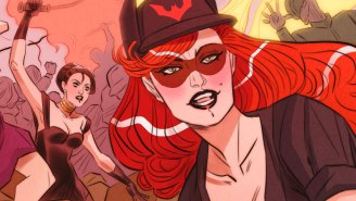 Exclusive: The ladies mow down Nazis in BOMBSHELLS Chapter 30