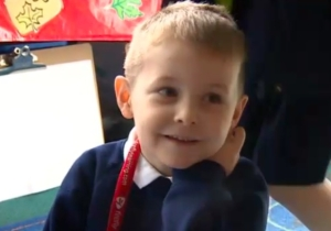 This Quick-Thinking British Boy Who Saved A Choking Classmate Proves You're Never Too Small To Be A Hero