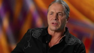 Bret Hart's Surgery For Prostate Cancer Was A Success, And Wrestling Finally Has Good News
