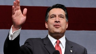 Turns Out Brian Sandoval Has Absolutely No Interest In Being President Obama's Supreme Court Nominee