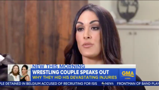 Brie Bella Confirmed Her Upcoming WWE Retirement On 'Good Morning America'