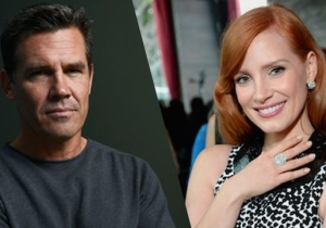 Josh Brolin And Jessica Chastain Will Play Country Music Royalty In An Upcoming Biopic