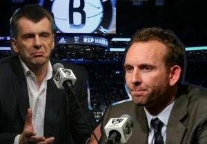 How Mikhail Prokhorov Has Set Up New Nets GM Sean Marks For Failure