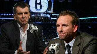 How Mikhail Prokhorov Has Set Up New Nets GM Sean Marks For Failure