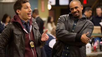 Too many cops: Damon Wayans & 'The 9-8' crash 'Brooklyn Nine-Nine'