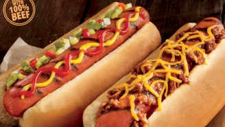 Burger King Is Somehow Selling A Metric Crap Ton Of Hot Dogs
