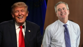 'Loser' Donald Trump And 'Pathetic' Jeb Bush Exchanged Fiery Barbs On 'Morning Joe'