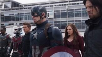 The 'Captain America: Civil War' Super Bowl Trailer Is Here!