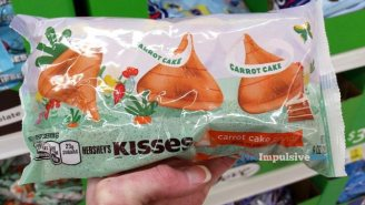 Carrot Cake Hershey's Kisses Are Here To Ruin Your Easter Basket
