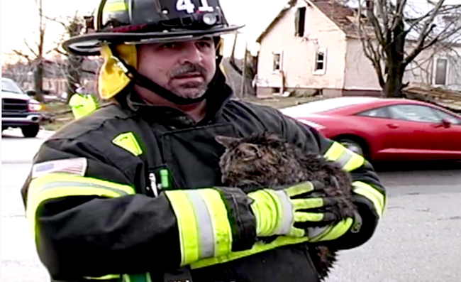 A 91-Year-Old Woman Who Died Protecting Her Cat In A Tornado Is A Testament To Love