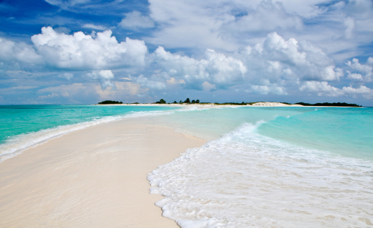 cayo de agua getty - pictures of best beaches in the world