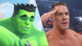 John Cena Is The New Voice Of The Incredible Hulk In 'Marvel Avengers Academy'