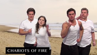 Anna Kendrick Steals The Show In This Brilliant Sports Movie Sketch