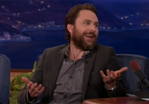 Charlie Day Explains How They Almost Killed Danny DeVito On This Season Of 'It's Always Sunny'