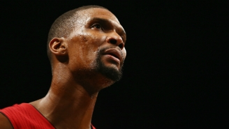 Chris Bosh Says His NBA Career Is 'Not Done Yet'