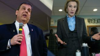 Chris Christie And Carly Fiorina Withdraw From The Presidential Race