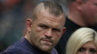 Could Chuck Liddell Become Ronda Rousey's New Trainer?