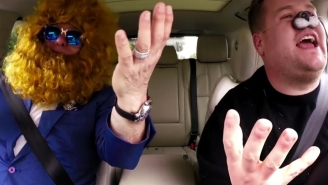 From 'Crocodile Rock' to 'The Lion King,' Elton John does Carpool Karaoke