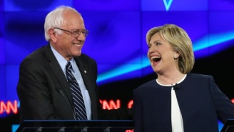 Hillary Clinton Squeaked Past Bernie Sanders To Win The Nevada Democratic Caucus