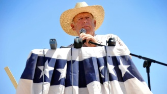 Cliven Bundy Is 'Taking Control' Of The Oregon Militia And Orders Members To Stay Put