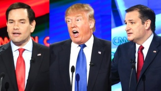 The GOP Candidates Attack Trump And Dig Deep On Immigration At The CNN Debate