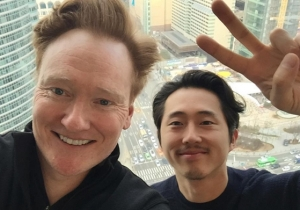 Conan's South Korean Adventure Looks Like It Might Be His Best Remote To Date