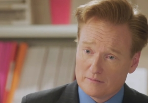 Conan O'Brien Is Looking For Love In His Korean TV Romantic Drama Debut