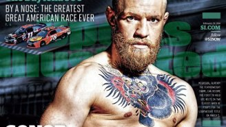 Conor McGregor Is On The Cover Of SI And Gave Some Predictably Great Quotes