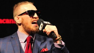 Conor McGregor: 'I Would Beat Robbie Lawler For The Welterweight Title'