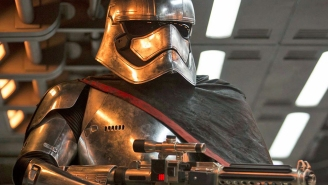 Captain Phasma will return for 'Star Wars VIII' (but we already knew that)