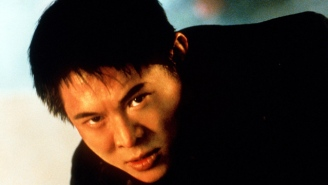 Jet Li Didn't Want To Do The 'Matrix' Sequels Because Computers Might Steal His Moves