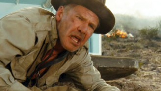 This 'Indiana Jones' fan theory may make you look at 'Crystal Skull' in a whole new light