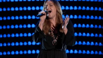 'Curly Sue' Star Alisan Porter Is Auditioning For 'The Voice' Now And Boy, Has She Ever Got A Set Of Pipes