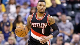 After His 20-Point First Quarter, Damian Lillard Dismisses A Steph Curry Comparison