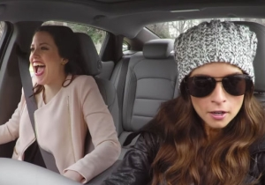 Danica Patrick Going Undercover Will Make You Skeptical Of Your Next Lyft Driver
