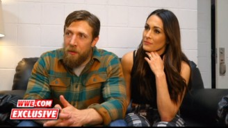 'I Didn't Want To Say Goodbye': Daniel Bryan Talks About His Emotional Retirement Speech