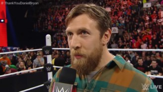 WWE Will Host A Daniel Bryan Appreciation Night At Madison Square Garden