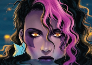 Kelly Thompson's been planning Dark Jem a long time, hopes for a new 'Jem' cartoon
