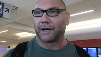 Dave Bautista Had Some Harsh Words For Vince McMahon And The Titus O'Neil Suspension