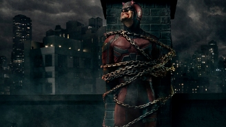 Daredevil is in chains in new promo images for the upcoming season